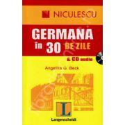 Germana in 30 de zile cu CD audio