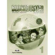Curs de limba engleza Blockbuster 1 - Teacher's Book (BOARD GAME POSTERS)