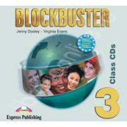 Curs de limba engleza Blockbuster 3 - CD audio (Set 4 cd-urii)