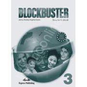 Curs de limba engleza Blockbuster 3 TB (Board Game Posters). Manualul profesorului cu poster