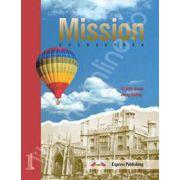 Curs de limba engleza Mission 1 (Course Book). Manualul elevului pentru clasa a IX-a, L1