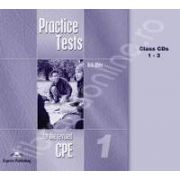 Teste de limba engleza. Practice test for the revised CPE 1 - Class CD (Audio CD set de 6 cd-uri)