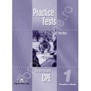 Teste de limba engleza. Practice test for the revised CPE 1 (Teacher's Book)