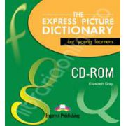 The express picture Dictionary for young learners. CD-rom