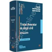 Tratat elementar de drept civil. Obligatiile (Conform Noului Cod Civil)