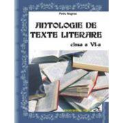 Antologie de texte literare clasa a VI-a