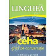 Ceha. Ghid de conversatie Roman-Ceh, cu dictionar si gramatica