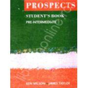 Prospects Workbook pre-intermediate (Revised edition). Caiet de limba engleza pentru clasa a X-a