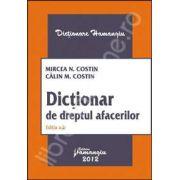 Dictionar de dreptul afacerilor