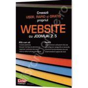 Creeaza usor, rapid si gratis propriul WEBSITE cu Joomla! 2. 5