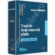 Stanciu Carpenaru, Tratat de drept comercial roman - Editia a III-a. Conform noului Cod civil (Editie necartonata)