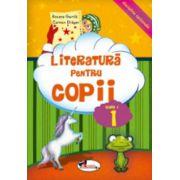 Literatura pentru copii clasa a I-a (Disciplina optionala)