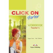 Curs de limba engleza Click On Starter (TAB). Caietul profesorului pentru clasa a V-a
