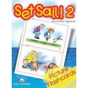 Curs pentru limba engleza Set Sail 2 - FLASHCARDS