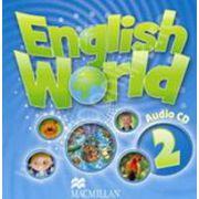 English World 2 Class Audio CDs (2)