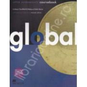 Global Upper Intermediate Coursebook with Global eWorkbook Pack (Level 6)