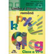 Limba si literatura romana clasa a VI-a. Culegere