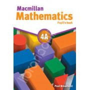 Macmillan Mathematics 4A Pupil's Book - with CD-ROM