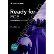 Ready for FCE coursebook with Answer Key