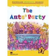 The Ants' Party. Macmillan Children's Readers Level 3 - Elementary