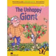 The Unhappy Giant. Macmillan Children's Readers Level 3 - Elementary