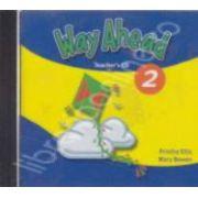 Way Ahead 2 Teacher's Book Audio CD