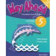 Way Ahead 5 Pupil's Book with CD. Manual de limba engleza pentru clasa a VII-a