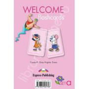 Welcome starter A - FLASHCARDS