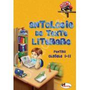 Antologie de texte literare, pentru clasele I-II
