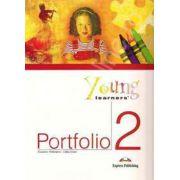 Caiet de lucru Young Learners Portfolio 2 pentru clasele a II-a si a III-a