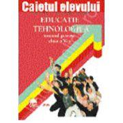 Caietul elevului Educatie tehnologica clasa a V-a