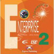 Curs de limba engleza. Enterprise 2 Elementary. DVD