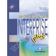 Curs de limba engleza. Enterprise Plus (AB) Pre-Intermediate. Caietul elevului clasa a VII-a