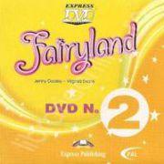 Curs pentru limba engleza. Fairyland 2 - DVD