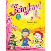 Curs pentru limba engleza. Fairyland 2 TB (WITH POSTERS). Manualul profesorului pentru clasa a II-a