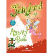Curs pentru limba engleza. Fairyland 4. Caietul elevului pentru clasa a IV-a