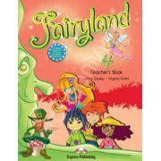 Curs pentru limba engleza. Fairyland 4. Manualul profesorului clasa a IV-a (WITH POSTERS)