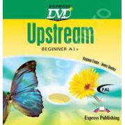 Curs pentru limba engleza. Upstream Beginner A1+. DVD