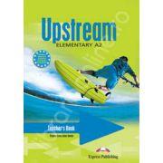 Curs pentru limba engleza. Upstream Elementary A2. Manualul profesorului clasa a VI-a