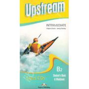 Curs pentru limba engleza. Upstream Intermediate B2. Class audio CDs (Set 5 CD)