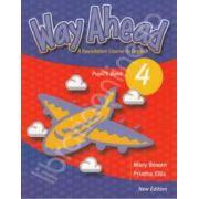 Way Ahead 4 Pupil's Book. Manual de limba engleza pentru clasa a VI-a with CD-ROM