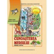 Cunoasterea mediului manual pentru clasa a II-a (Sorina Cuzum)