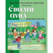 Educatie Civica manual pentru clasa a IV-a (Marcela Penes)