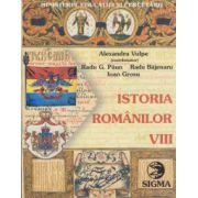 Istorie. Manual pentru clasa a VIII-a (Alexandru Vulpe)