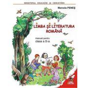 Manual pentru limba si literatura romana, clasa a II-a (Marcela Penes)