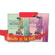 Set caiete de Matematica pentru clasa a IV-a (semestrele I si II) - Rodica Chiran