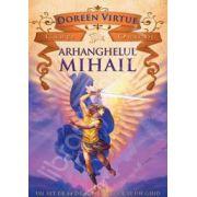 Arhanghelul Mihail. Carti oracol (44 carti de oracol+ghid)