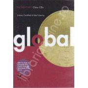 Global Elementary. Class CDs (3 cd-uri)