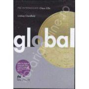 Global Pre - Intermediate. Class CDs (2 CD-uri)