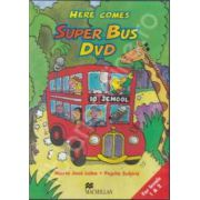 Here Comes Super Bus DVD. For leves 1 and 2